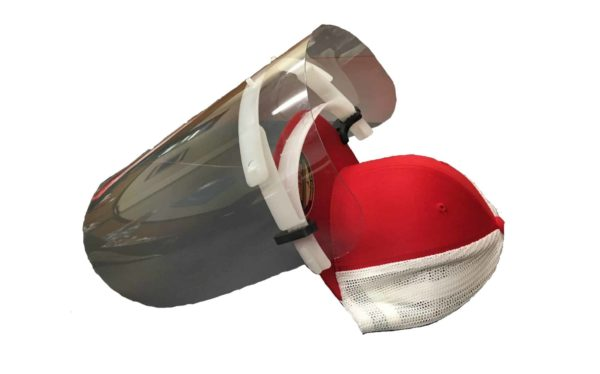 Ball Cap Shield - Adult (single)
